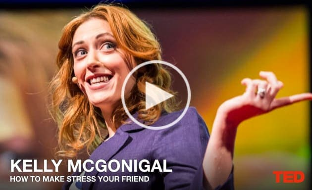 Link zum TED Talk How To Make Stress Your Friend