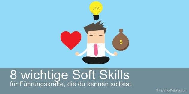 Soft Skills fuer Fuehrungskraefte: Mann meditiert