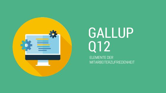 Beitragsbild zu Gallup Q12