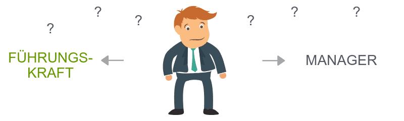 Was ist der Unterschied zwischen einer Führungskraft und einem Manager?