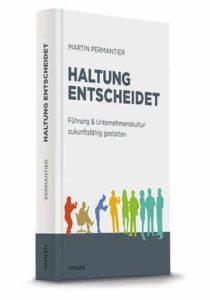 Buch zum Thema persönliche Werte von Martin Permantier