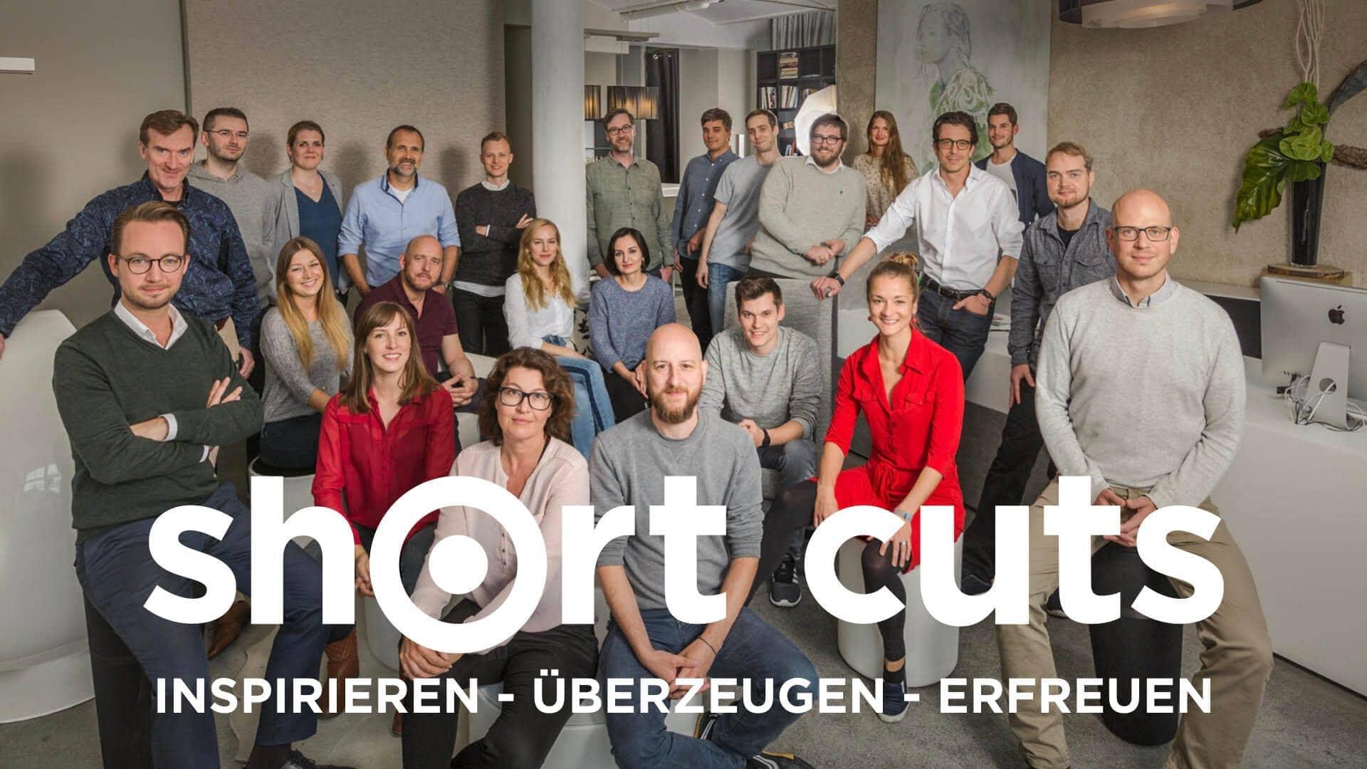 Short cuts Team von Martin Permantier