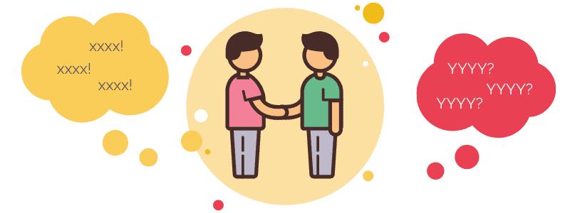 Konfliktmanagement beginnt mit Akzeptanz von Mehrdeutigkeit