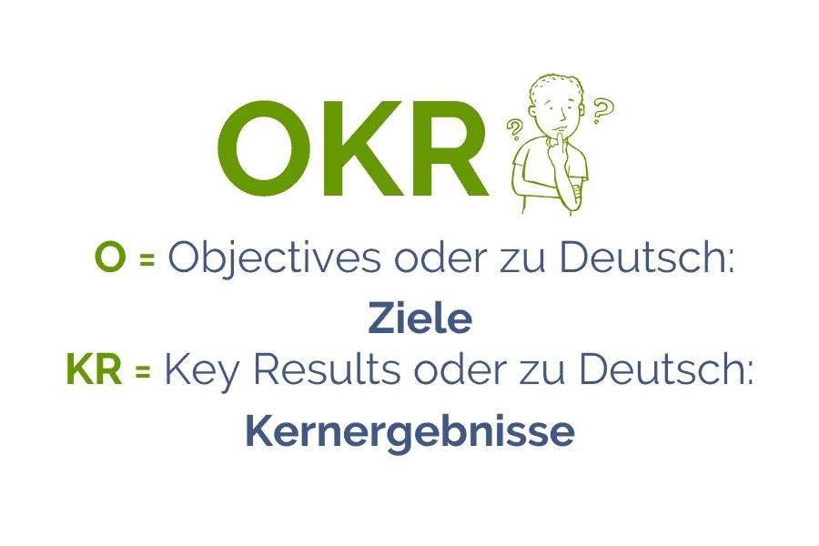 Das Akronym OKR