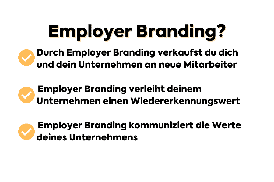 Employer Branding Maßnahmen